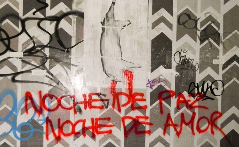 Acción Antiespecista en Buenos Aires.