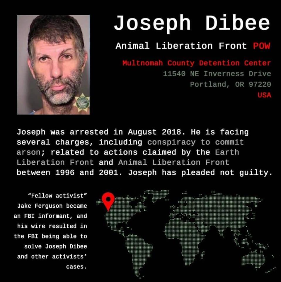 Joseph Dibee!