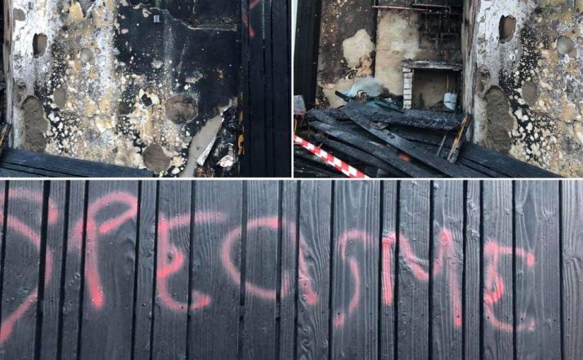Ataque incendiario a un restaurante de carne en Francia